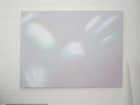 light points,90x120cm